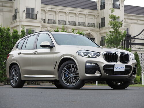 2020/11/22(#655) BMW X3 xDrive30eの画像