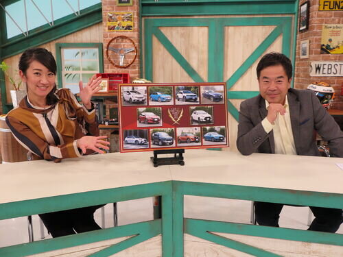 2020/12/27(#660) 2020-2021日本カー・オブ・ザ・イヤー SPの画像
