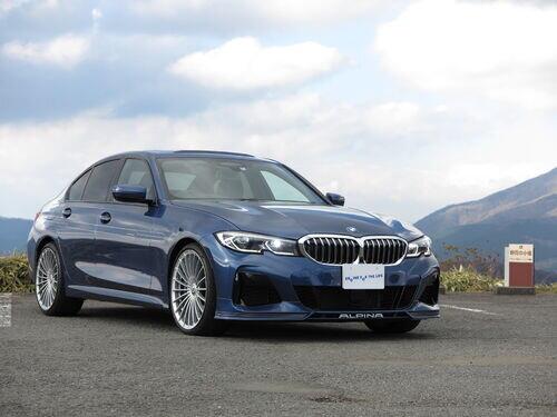 2021/1/24(#664) BMW アルピナ B3の画像