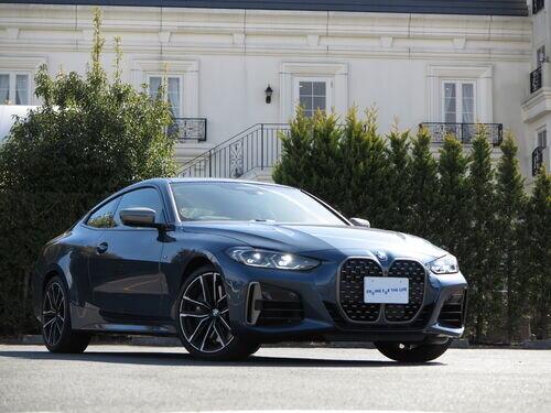 2021/3/7(#670) BMW 4シリーズの画像