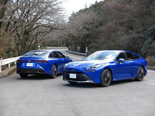 2021/3/14(#671) トヨタ MIRAIの画像